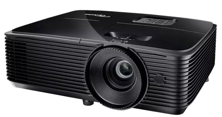 OPTOMA HD145 X FullHD Beamer mit 3D für 349,10€ (statt 490€)