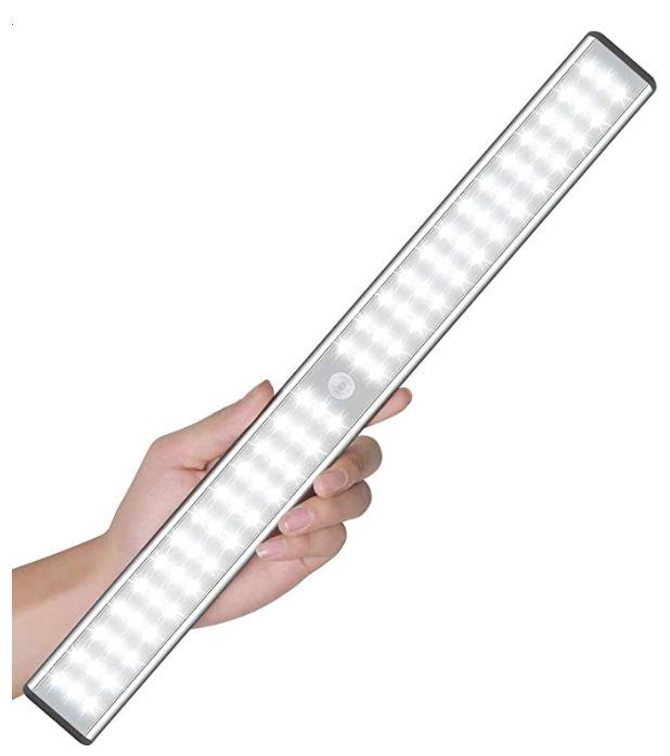 Schrankleuchten mit 78 LEDs inkl. Bewegungsmelder für 12,99€(statt 26€)   Prime