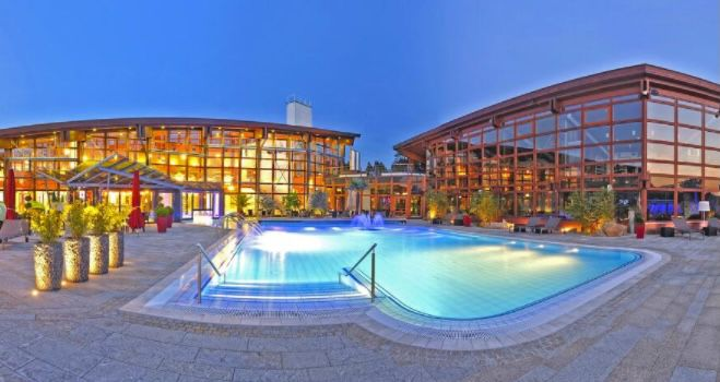 2 ÜN im 4* Best Western Plus Kurhotel in einer Junior Suite mit Frühstück + Obermain Therme ab 224€ p.P.