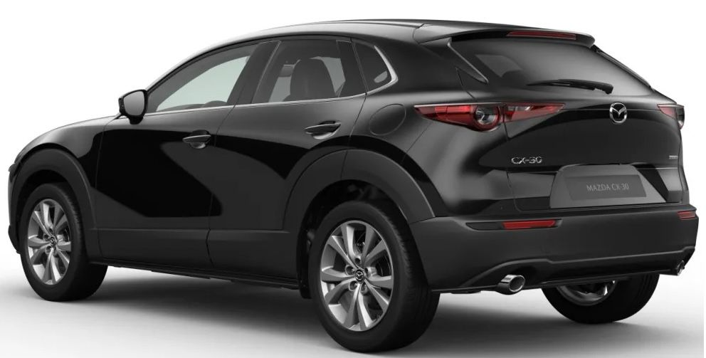 Privat: Mazda CX 30 2.0 e SKYACTIV G M Hybrid mit 150 PS für 170€mtl. zzgl. Schlussrate