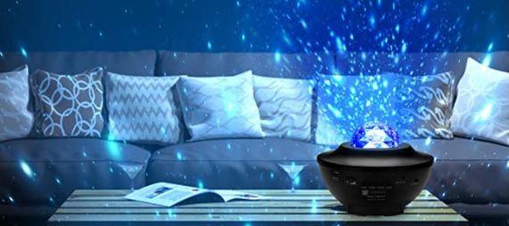 VINGO LED Sternenhimmel Projektor für 18,89€ (statt 27€)