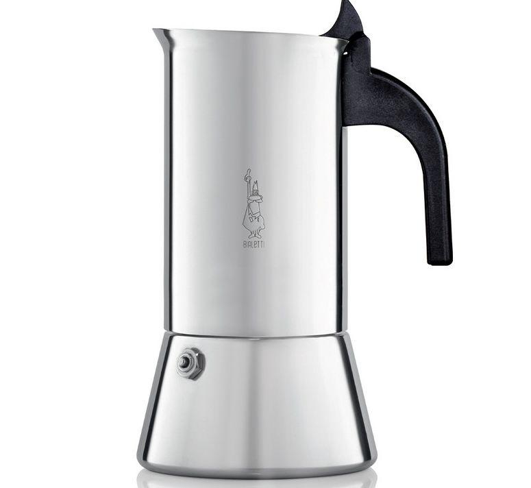 Bialetti Venus Espressokocher (bis 10 Tassen) für 29,90€ (statt 47€)