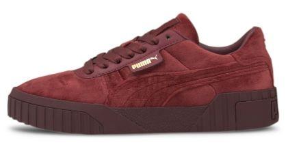 Puma Cali Velour Damen Sneaker in 3 Farben für je 23,96€(statt 43€)