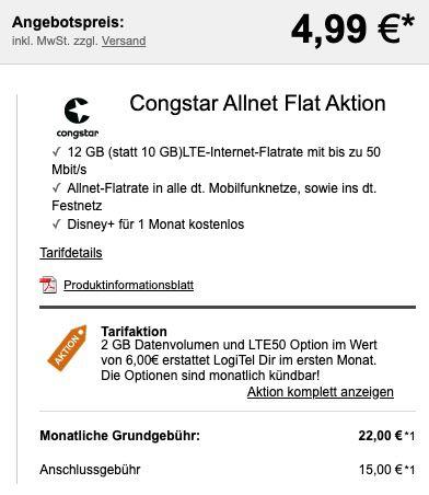 Sony Xperia 10 III 5G + Sony NC Kopfhörer für 4,99€ + Telekom Allnet Flat von Congstar mit 10GB LTE für 22€ mtl.