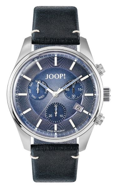 JOOP! Chronograph 2024205 mit Lederarmband für 127,27€ (statt 208€)