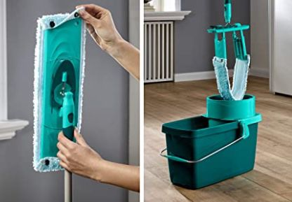 Leifheit rückenschonendes Set Clean Twist XL inkl. Rollwagen für 39,99€ (statt 51€)