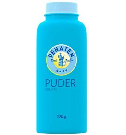 5er Pack Penaten Babypuder für ein frisches und trockenes Hautgefühl für 4,69€ (statt 7€)   Prime Sparabo