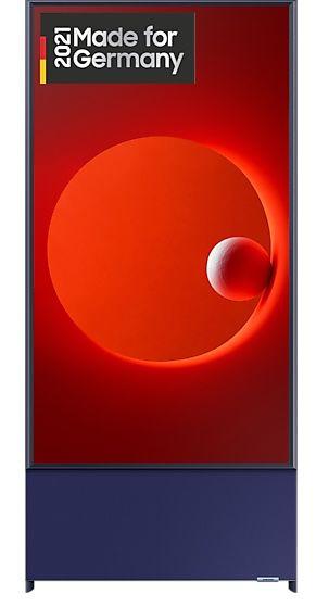 Samsung GQ43LS05T   43 Zoll The Sero UHD Fernseher für 679,90€ (statt 780€) + gratis Samsung Galaxy A72