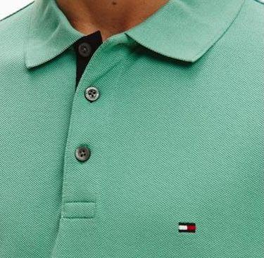 Tommy Hilfiger Herren Contrast Placket Regular Poloshirt für 41,94€ (statt 55€)