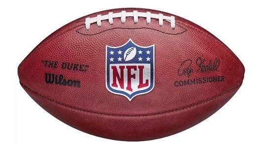 Wilson NFL Duke Game Leather Football für 89,95€ (statt 111€)   Kunstleder nur 19,95€