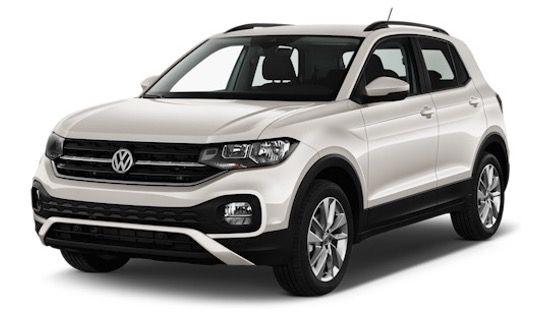 Privat & Gewerbe: VW T Cross 1.0 Style TSI OPF mit DSG und 110PS für 169€ mtl.   LF 0,63