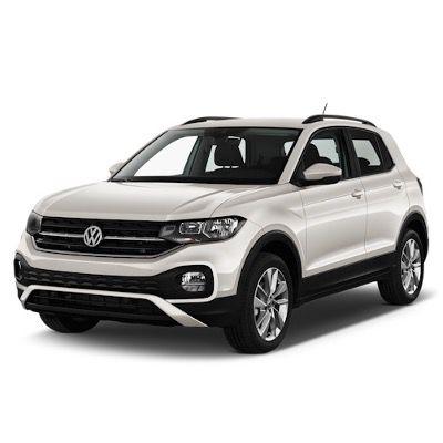 Privat & Gewerbe: VW T-Cross 1.0 Style TSI OPF mit DSG und 110PS für 169€ mtl. – LF 0,63