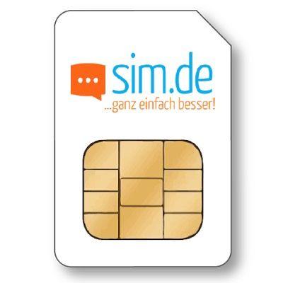 Sim.de o2 Allnet-Flat mit 11GB LTE für 11,11€ (statt 15€) + keine Laufzeit
