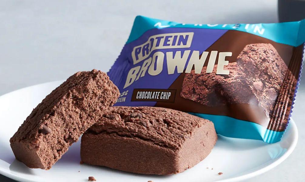 12er Pack MyProtein Protein Brownie für 9,59€ (statt 24€) zzgl. VSK