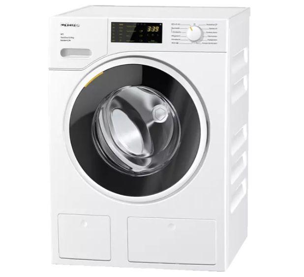 Miele WWD660 WPS TDos White Edition Waschmaschine (8 kg, 1400 U/Min.) ab 889€ (statt 969€)