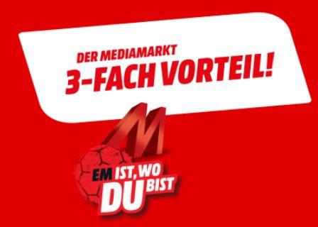 Media Markt: 3 fach Vorteil mit 100€ Sofort Rabatt auf Haushaltsgeräte
