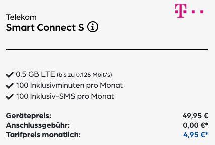 Xplora X5 Play eSIM Kinder Smartwatch mit 12 Monate Telekom Tarif inkl. 100 Min. / SMS + 0,5GB LTE für 109,35€ (statt einzeln 138€)