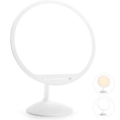 Gladle LED Lichttherapielampe 10000 Lux mit 30min Timer und 2 Farbtemperaturen für 11,89€ (statt 17€)