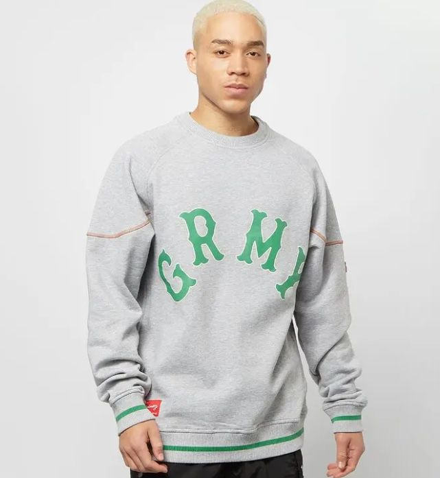 Grimey The Loot El Botin Crewneck Sweatshirt für 53,99€ (statt 70€)