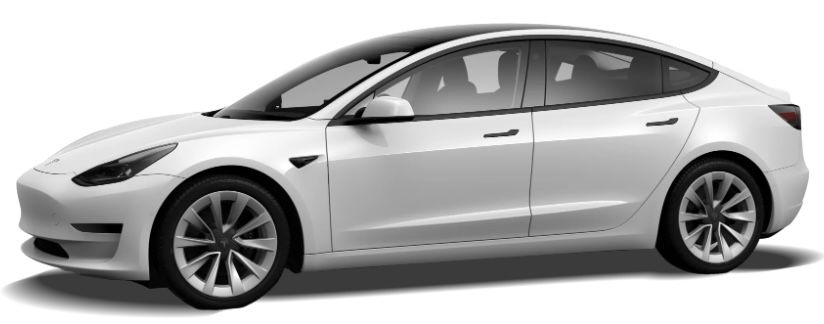 Gewerbe: Tesla Model 3 Standard Plus (325 PS) mit Hinterradantrieb ab 275€ mtl. netto   LF: 0.75