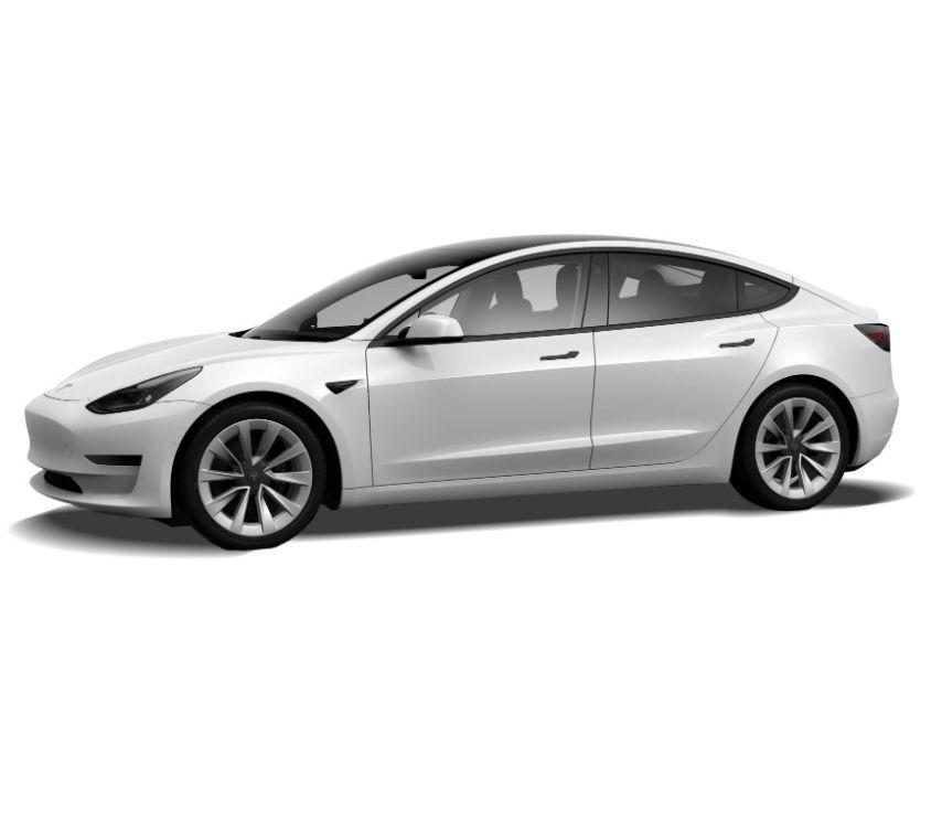 Gewerbe: Tesla Model 3 Standard Plus (325 PS) mit Hinterradantrieb ab 275€ mtl. netto – LF: 0.75