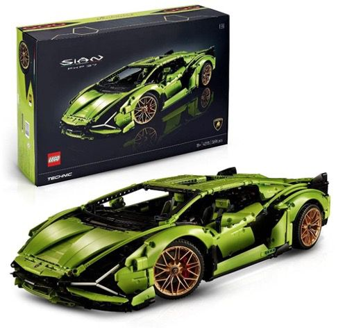 LEGO 42115 Technic Lamborghini Sián für 244€ (statt 264€)