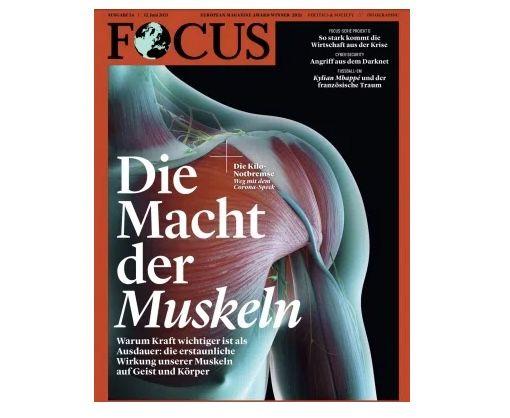26 Ausgaben Focus für 132,60€ + Prämie: 130€ Amazon Gutschein