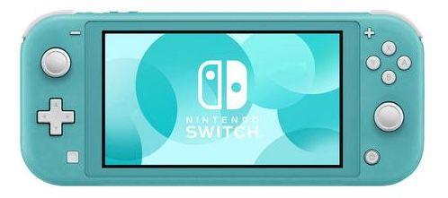 Nintendo Switch Lite in Türkis für 167€ (statt 198€)