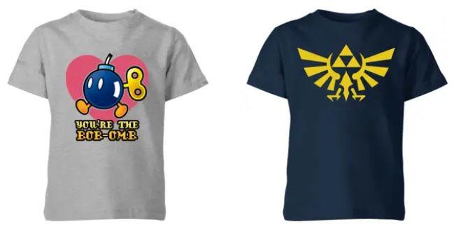 2er Pack Kinder Motiv Shirts für 14,99€ (statt 25€)   über 1.400 Motive zur Auswahl!