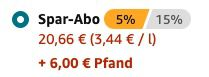 24er Tray Red Bull Energy Drink ab 20,66€ zzgl. 6€Pfand   Prime Sparabo