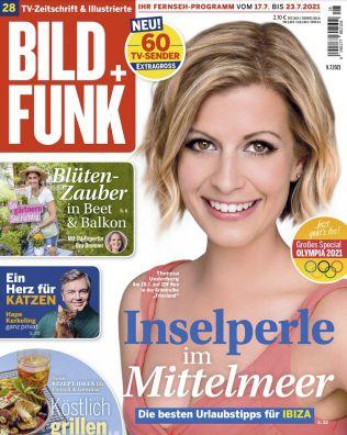 53 Ausgaben Bild + Funk Abo für 130€ + Prämie: 110€ Scheck