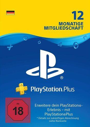 12 Monate PlayStation Plus für 44,99€   nur 3,75€ pro Monat