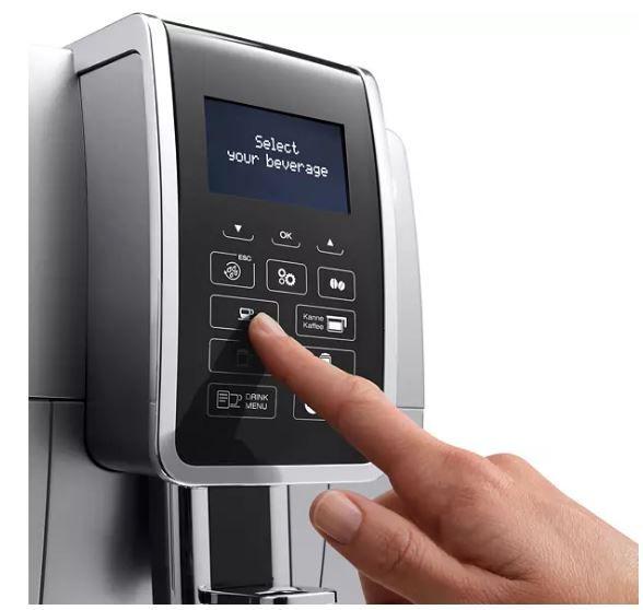 DeLonghi ECAM352.57.SB Dinamica Kaffeevollautomat für 474,49€ (statt 570€)