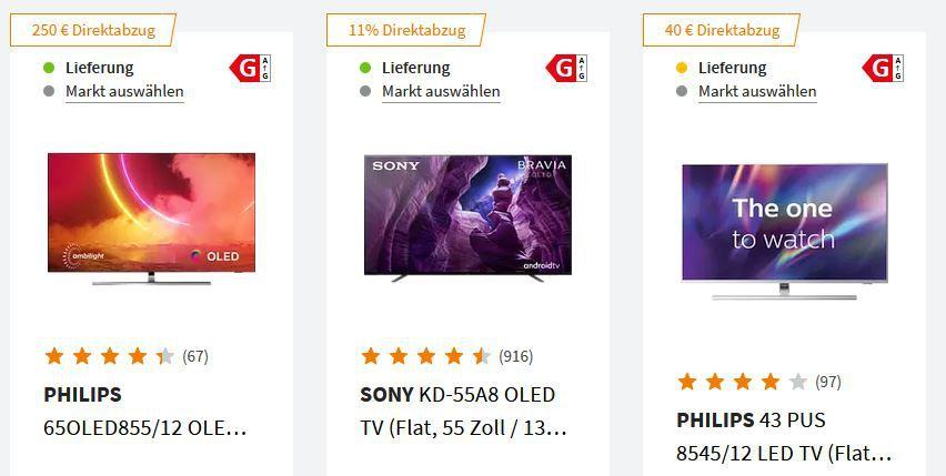 Saturn Top Elf Angebote: z.B. TP LINK RE450 Gigabit WLAN Repeater für 39€ (statt 49€)