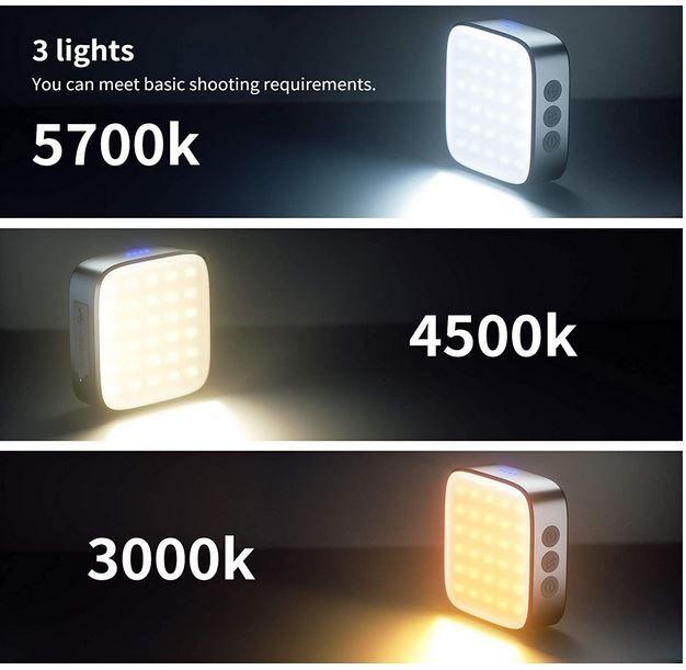 WUBEN F5 LED USB dimmbare Campinglampe für 23,99€ (statt 40€)