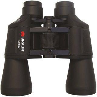 Braun Phototechnik Binocular 12 x 50 Fernglas für 43,99€ (statt 47€)