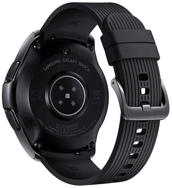 Samsung Galaxy Watch SM R810 für 129€ (statt 163€)