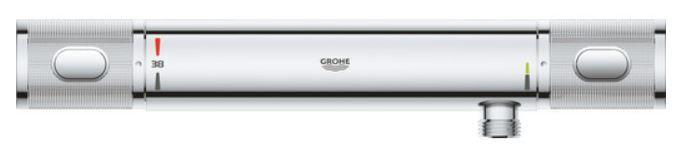 Grohe Grohtherm 1000 Duschthermostat für 105,90€ (statt 138€)