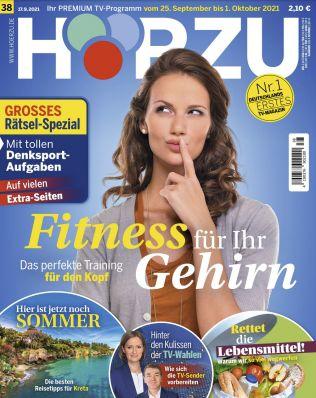 26 Ausgaben HÖRZU TV Zeitschrift Abo für 65€ + Prämie: 65€ Amazon Gutschein
