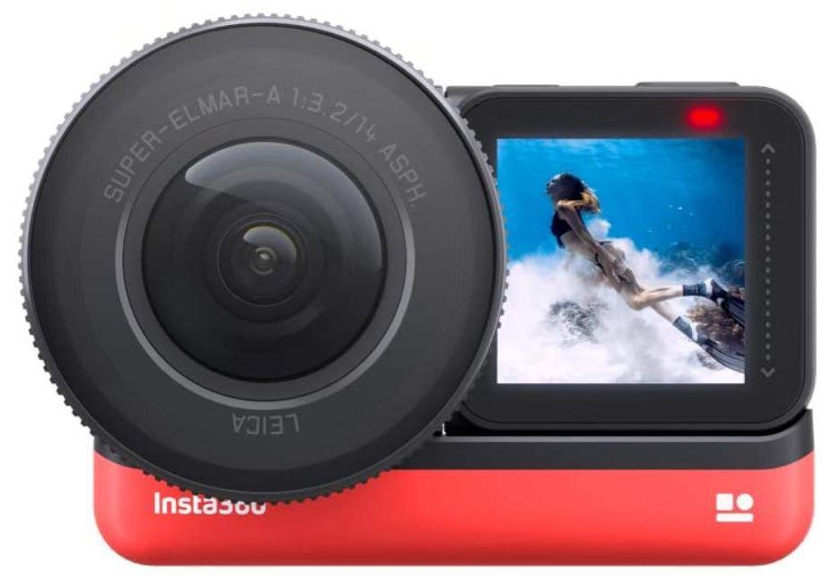 Insta360 ONE R 4K Sport Video Action Kamera Leica für 425,90€ (statt 499€)