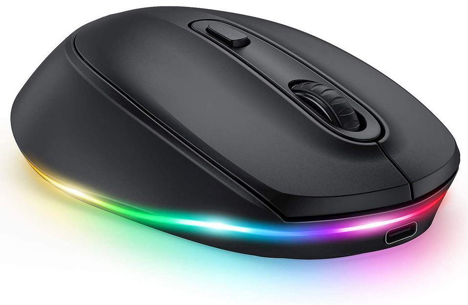 seenda Bluetooth PC & Android Maus mit LED für €8,44 (statt 17€)