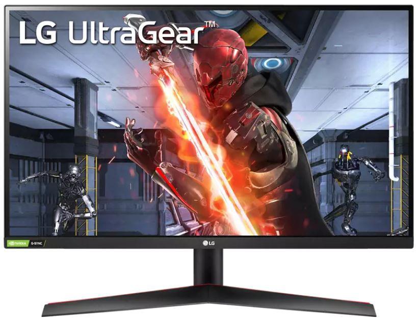 LG 27GN800 B   27 Zoll FullHD+ Monitor (1 ms Reaktionszeit, 144Hz) für 259,99€ (statt 285€)