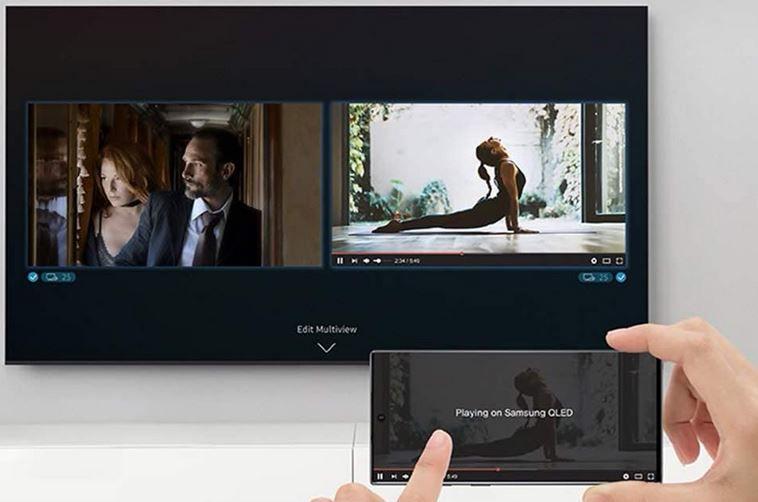 Samsung QE75Q60T   75 Zoll QLED UHD smart TV für 1.249€ (statt 1.349€)