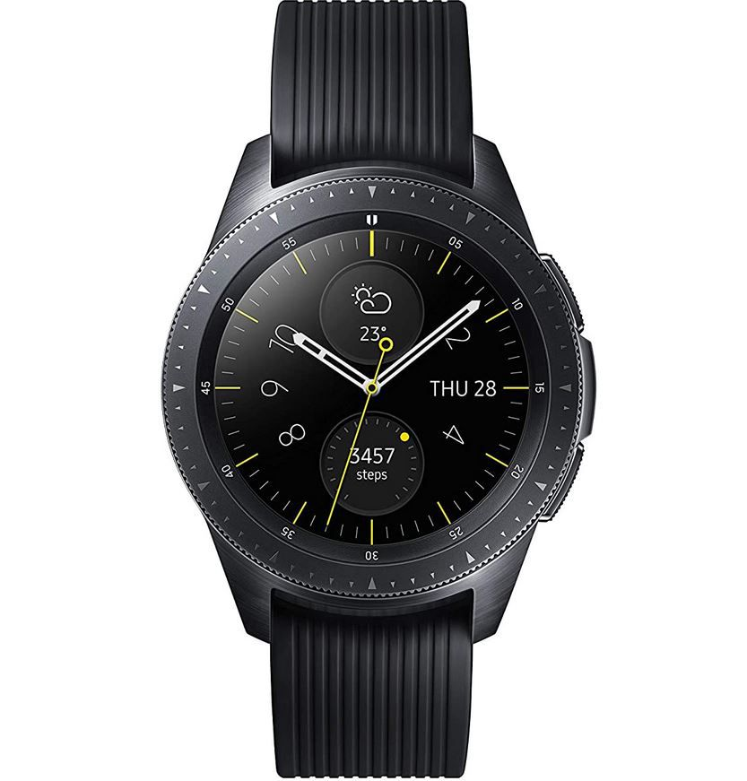 Samsung Galaxy Watch SM-R810 für 119,99€ (statt 215€)