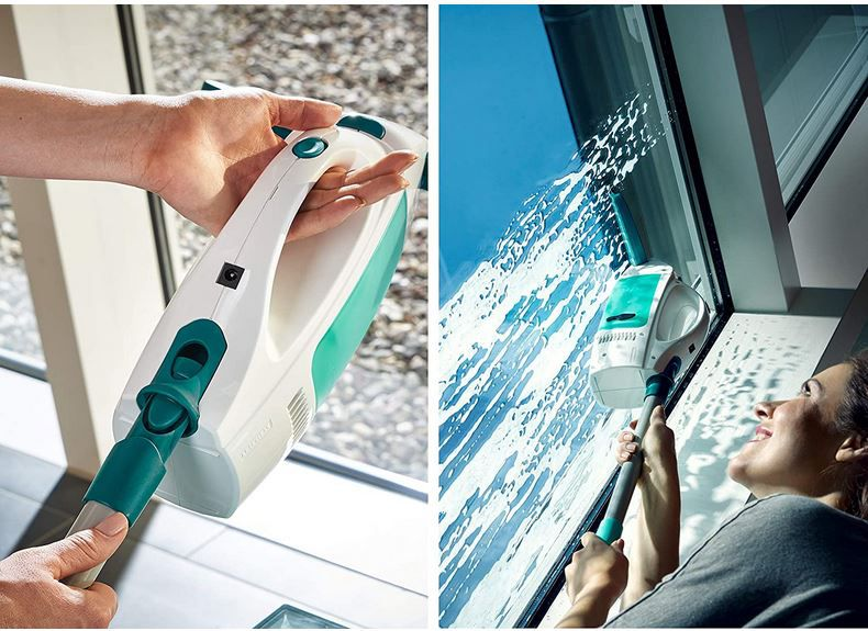 Leifheit 51000 Dry&Clean Fenstersauger für 26,99€ (statt 35€)