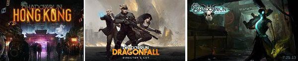GOG.com: Shadowrun Trilogy gratis (u.a. IMDb 7,9/10)