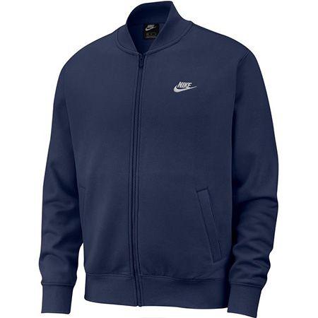 Nike Sportswear Club Fleece Sweatjacke in midnight navy in Gr. S – XL für 29,90€ (statt 48€)