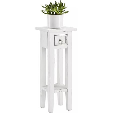 Blumensäule Orkney in Weiß für 30,38€ (statt 41€)