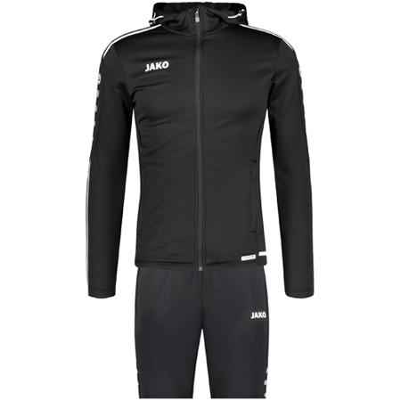 Jako Herren Trainingsanzug Striker 2.0 in schwarz/weiß für 41,72€ (statt 48€)