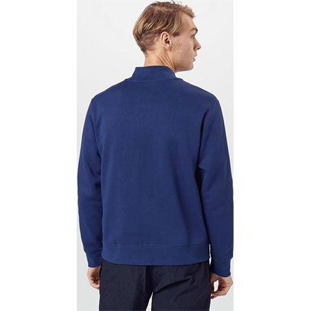 Nike Sportswear Club Fleece Sweatjacke in midnight navy in Gr. S   XL für 29,90€ (statt 48€)
